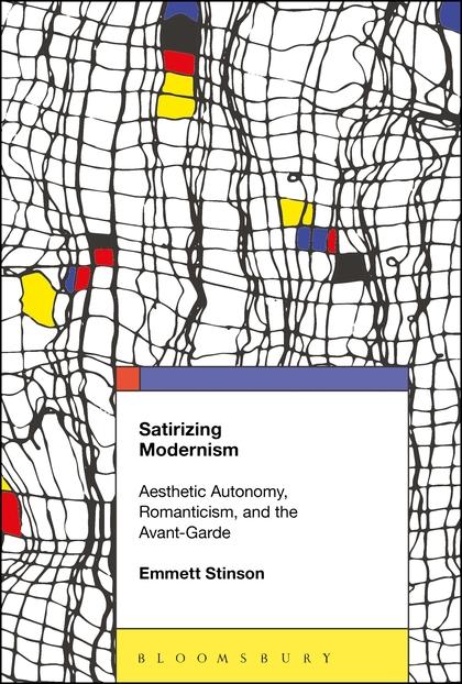 Cover of Satirizing Modernism