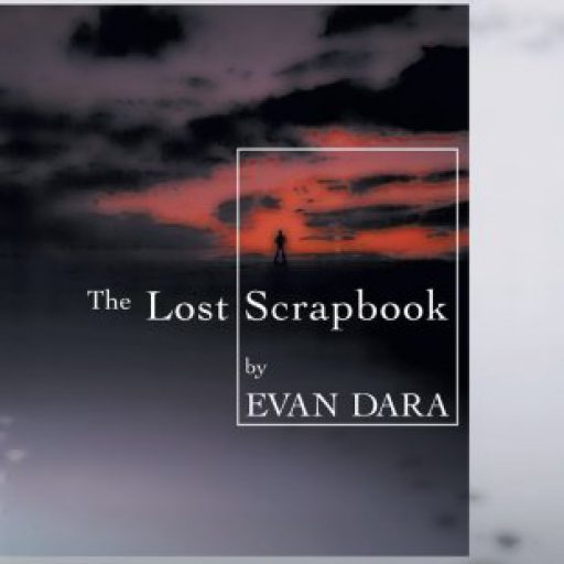 Cover of The Lost Scrapbook by Evan Dara